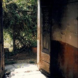 avant travaux; hall d'entrée