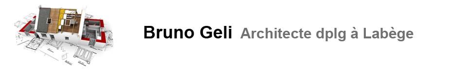Bruno GELI     architecte dplg à Labège